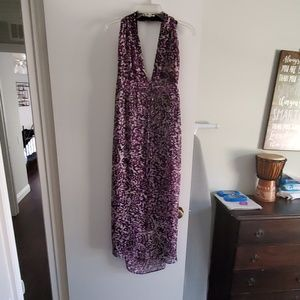 Joie halter  maxi dress
